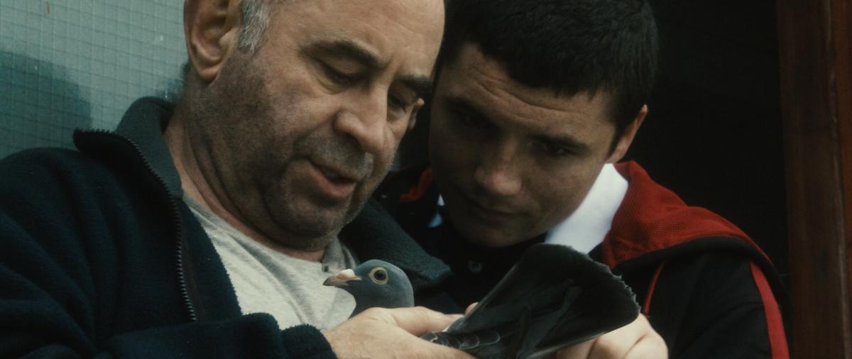 Bob Hoskins in the Film Ruby Blue