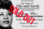Flyer for The Music of Ellla and Sarah