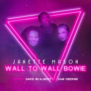 Janette Mason - Wall To Wall Bowie - Cover